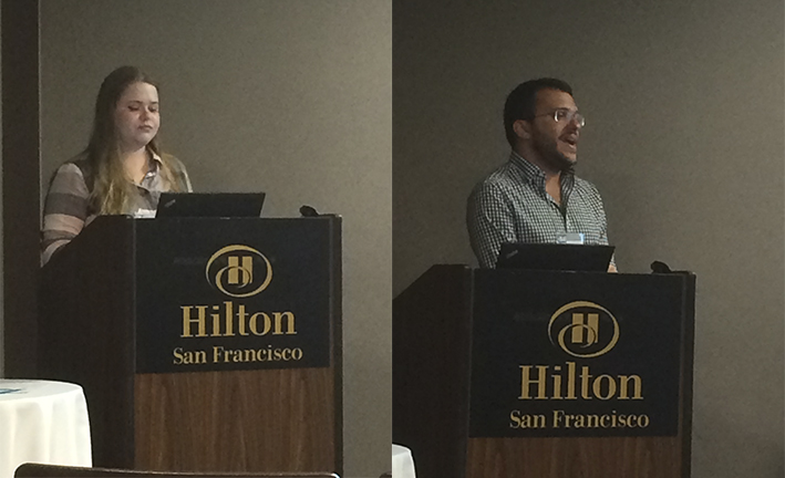 Pesquisadores do Caeni apresentam trabalhos no Congresso da ISA, em San Francisco, California